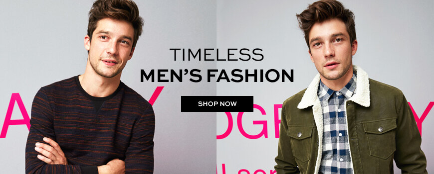 Timeless Men's Fashion