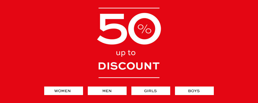 %50 Discount!