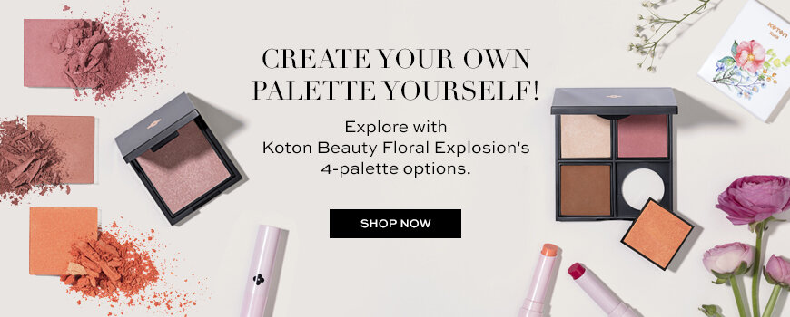 Create Your Own Palette Yourself!