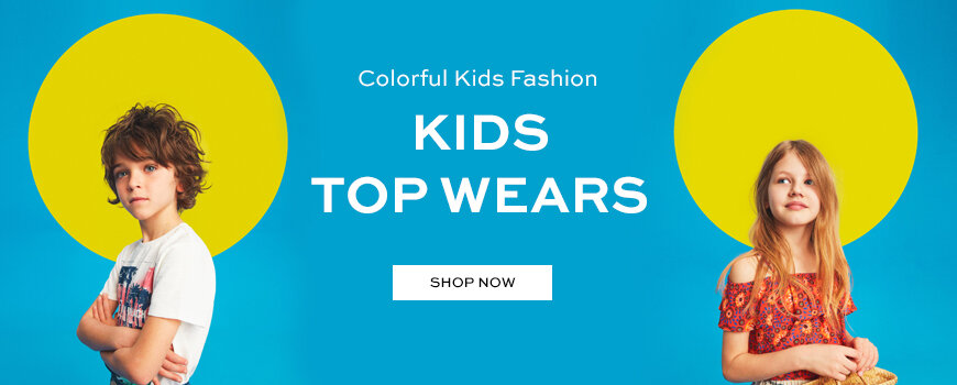Kids Top Wears