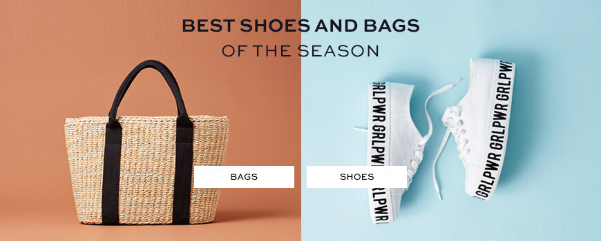 Best Shoes and Bags of The Season