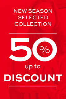 up to %50 DISCOUNT!